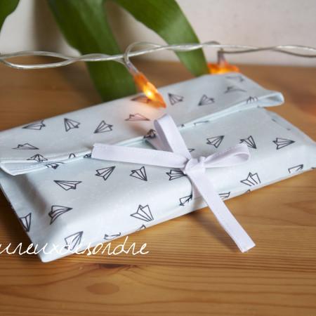 Emballage cadeau petit format