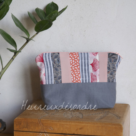 Trousse patchwork